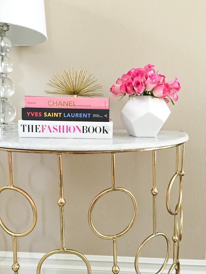Chanel Book Yves Saint Laurent Book The Fashion Book Lulu U0026 Georgia Accent  Pillows Home Decor